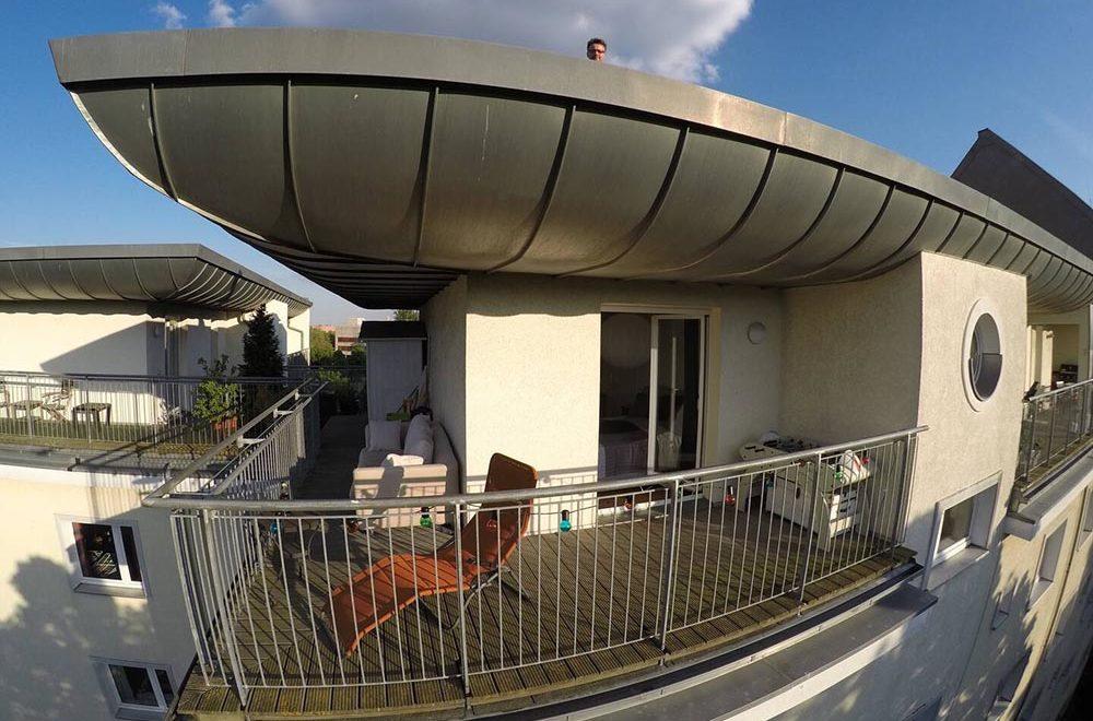 Rooftop Terrasse Berlin, beste Unterkünfte