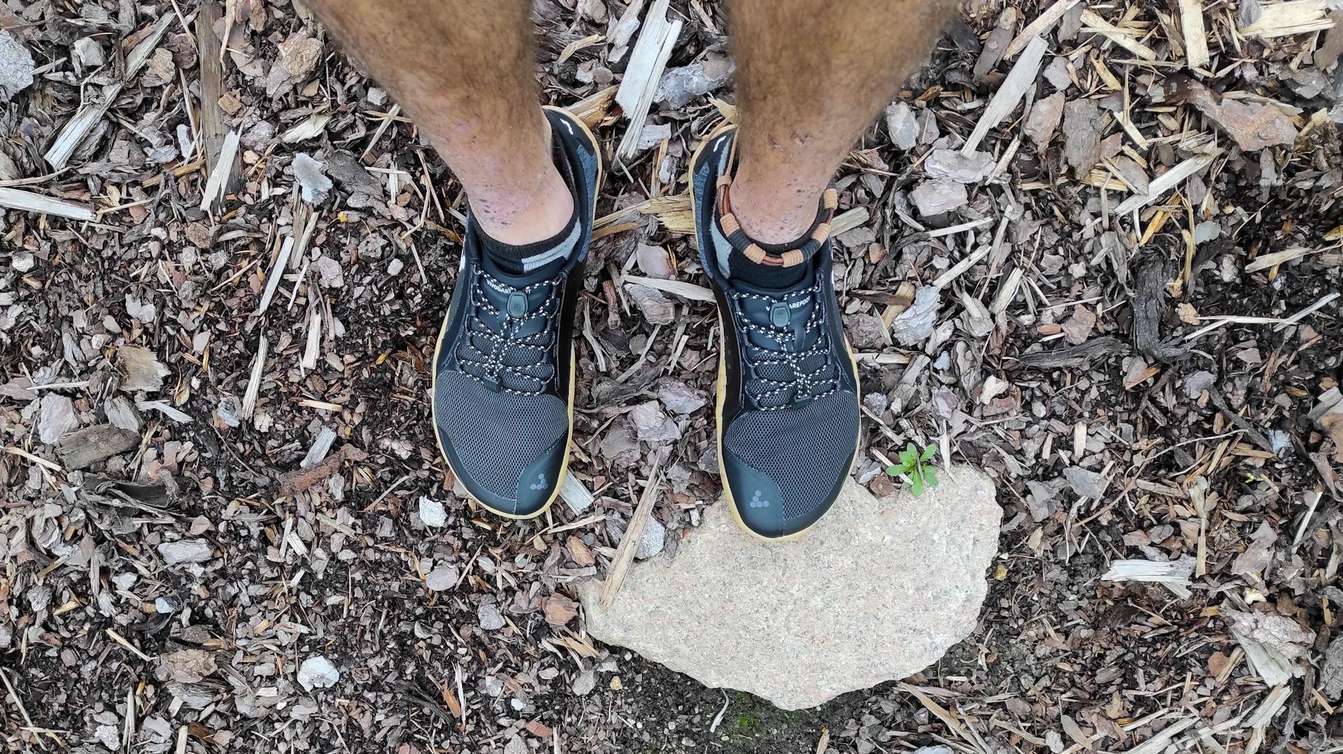 Test: Barfuß Laufschuhe von Vivobarefoot
