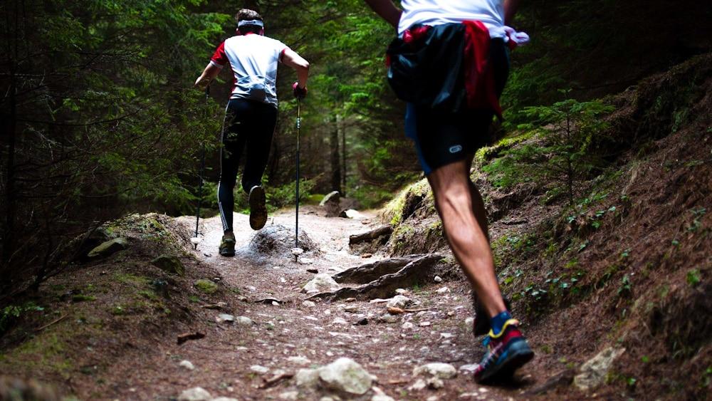 Barfuß Laufschuhe für Trail Running