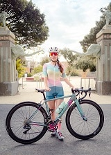 Fahrradhelme mit dem Visier im Test