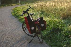 Welches Proviant für eine Fahrradtour mitnehmen?