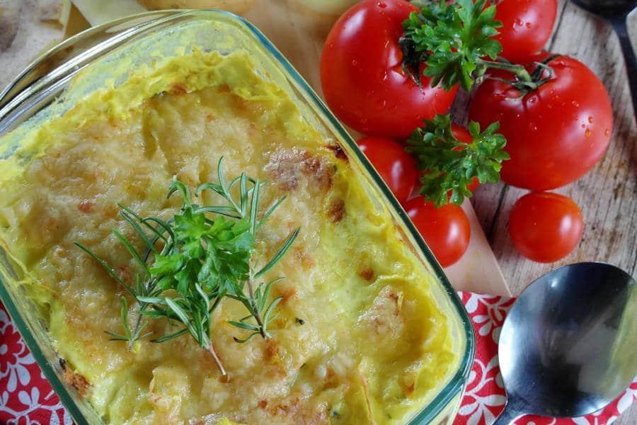 Französische Küche: Gratin Dauphinois
