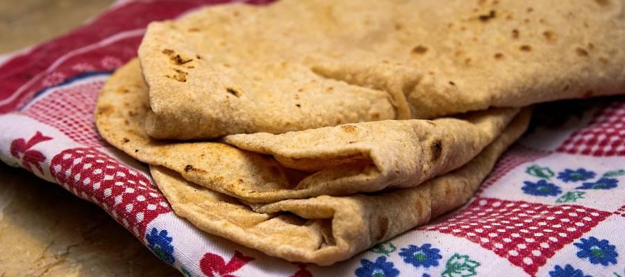 Knuspriges und Leckeres Lafa Brot aus Israel