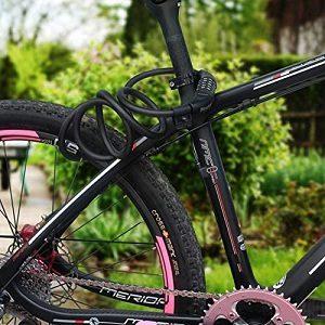 Lockpicking im Fahrradschloss Test