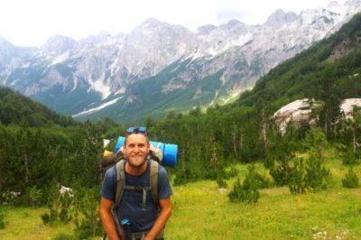 Marco - Berge und das Gefühl der puren Freiheit