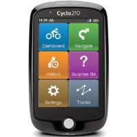 Mio Cyclo 210 Fahrrad Navi Test