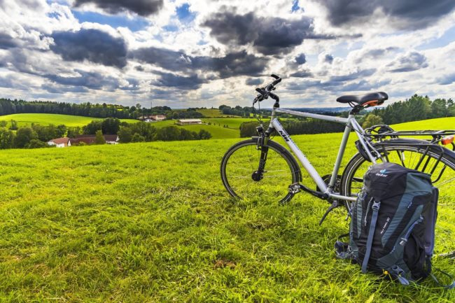 Die besten Tipps für die Packliste für eine Fahrradtour