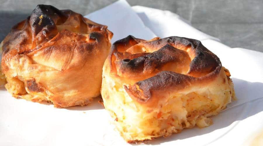 Sehr leckere Pita aus Kroatien