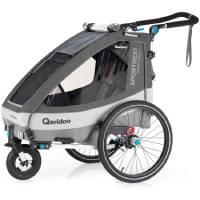 Qeridoo Sportrex1 Fahrradanhänger im Test