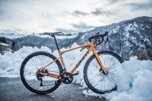 Winter Gravel Bike im Test und Vergleich