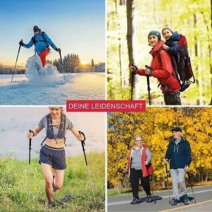 Unser Fazit aus dem Nordic Walking Stock Test und Vergleich