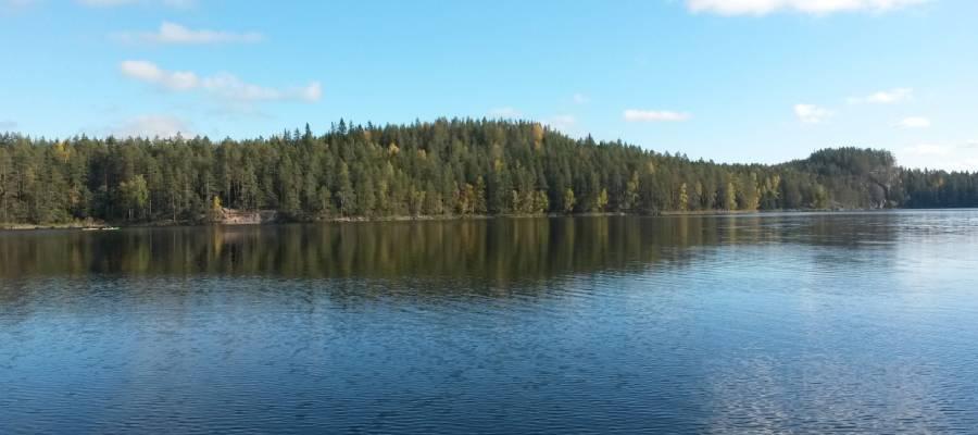 Den Linnansaari Nationalpark in Finnland besuchen