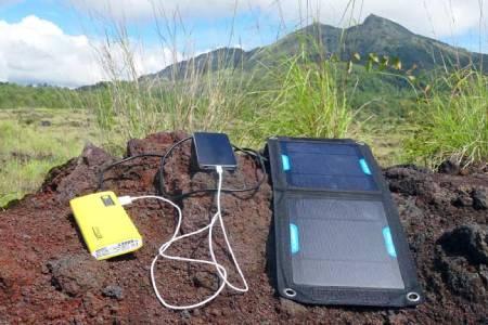 Solar Ladegerät Test Ratgeber
