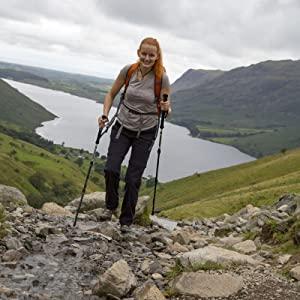 Die besten Nordic Walking Stöcke für starke Belastungen im Test und Vergleich