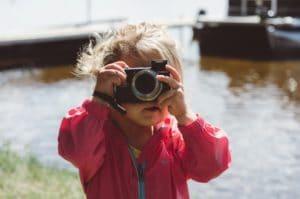 Stoßfestigkeit bei der  Kinderkamera im Test und Vergleich