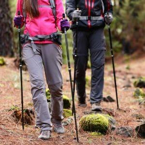 Was sind die besten Nordic Walking Stöcke aus dem Test und Vergleich?