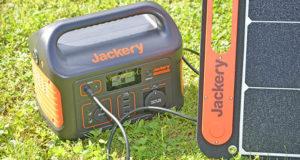 Einsatzbereiche - Solarpanel SolarSaga 100 von Jackery
