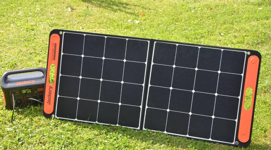 Einsatzbereiche vom SolarSaga 100 Solarpanel