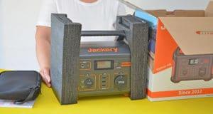 Die Explorer 500 von Jackery ist für viele Einsatzbereiche geeignet