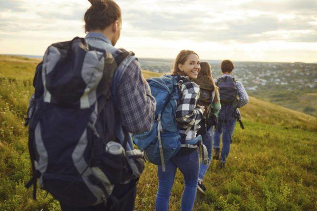 Zu Fuß durch Deutschland – So wird der Trip ein voller Erfolg