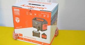 """Der Solargenerator und mobile Stromspeicher """"Explorer 500"""" von Jackery ist eine mobile Powerbank der Premiumklasse"""