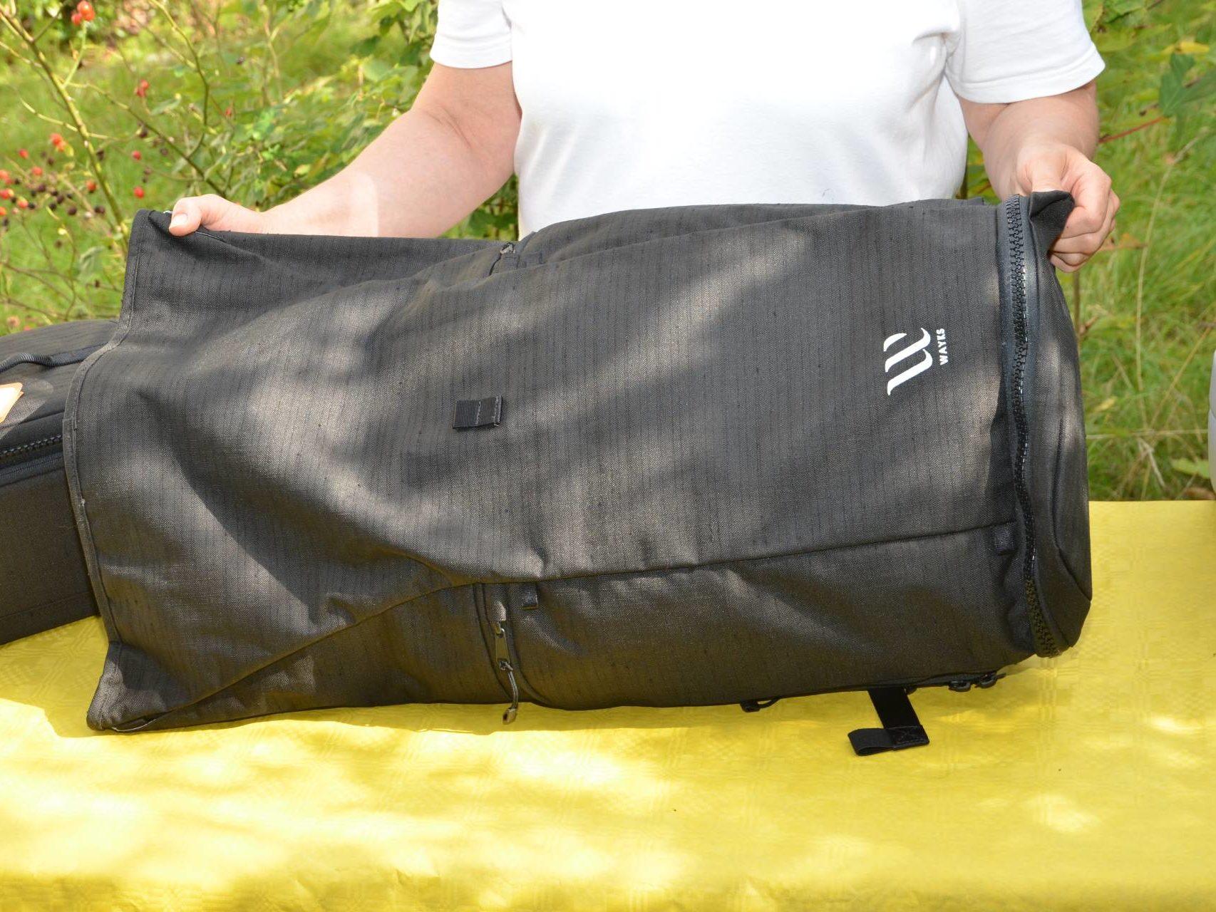 Wayks Travel Bundle Original - ein Rucksack für alle Fälle