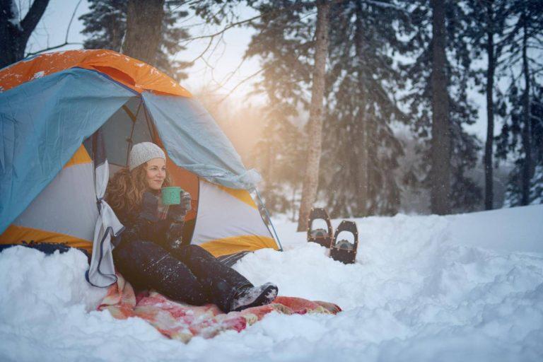 Unterwegs im Winter: 5 Outdoor-Aktivitäten im Schnee
