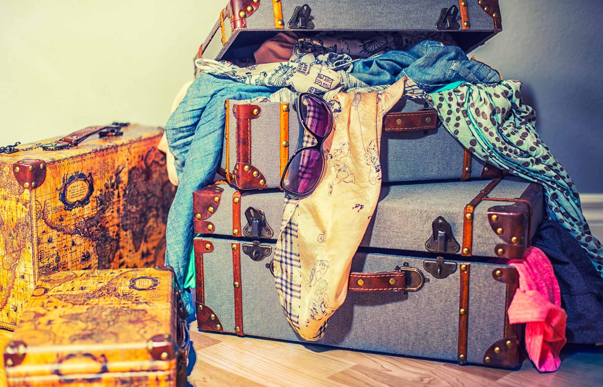 Hartschalenkoffer Test | Große Reisekoffer und kleine Koffer für das Handgepäck | Top-Modelle im Vergleich
